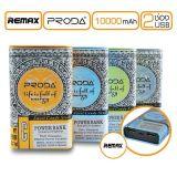 Power Bank Proda Remax 10000mAh Double USB - PPL-24