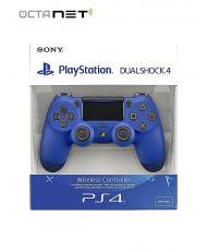 Manette PS4 sans fil DualShock 4 Wave Blue