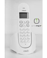 Téléphone Sans Fil VTECH SOLO CS1100 BLANC