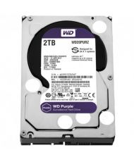 DISQUE DUR INTERNE DE SURVEILLANCE WESTERN DIGITAL 2TO 3.5