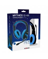 CASQUE MICRO GAMING KONIX HEADSET  PS-400