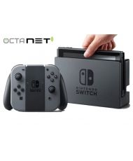 SWITCH CONSOLE + UNE PAIRE DE JOY- CON GRIS
