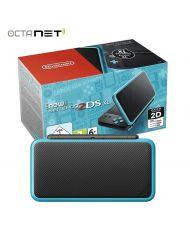NINTENDO Console New 2DS XL Noir + Turquoise