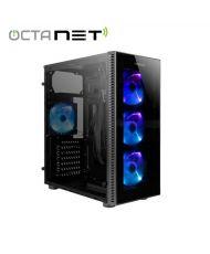 Boitier GAMER ANTEC NX210 ATX RGB