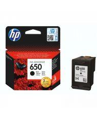 Cartouche Original d'encre HP 650 Black