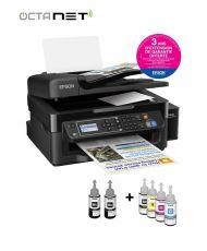 Imprimante EPSON L565 à réservoir intégré 4en1 Couleur