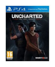 JEUX UNCHARTED THE LOST LEGACY PS4