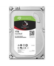 Disque Dur Interne SEAGATE HDD NAS IronWolf 1 To 3.5