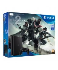 CONSOLE PS4 SLIM 1TO DESTINY2
