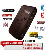 Récepteur SAMSAT MINI HD 5200 SUPER