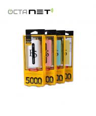 power bank Remax E5 5000mAh USB 5V 1A